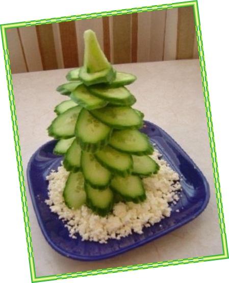 простые рецепты салатов к новогоднему столу
