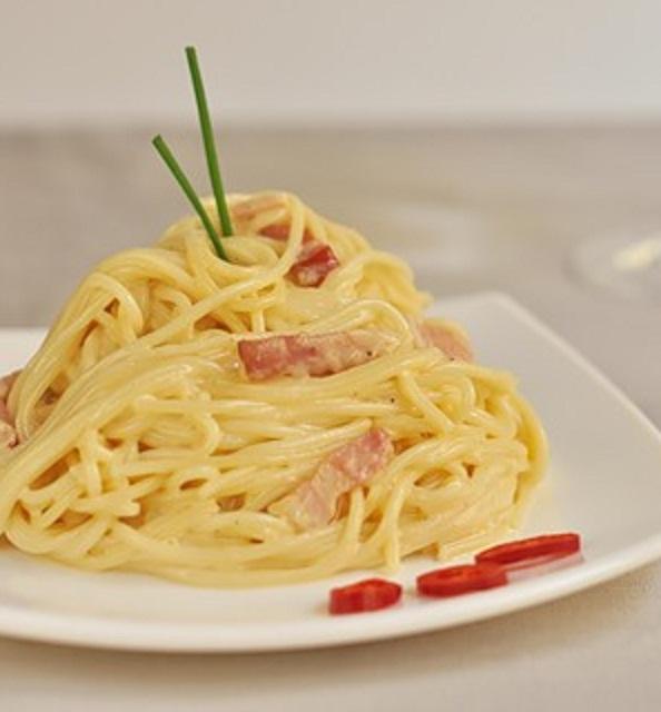 Как приготовить пасту для спагетти в домашних условиях
