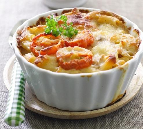 Вторые блюда рецепты с фото итальянская кухня