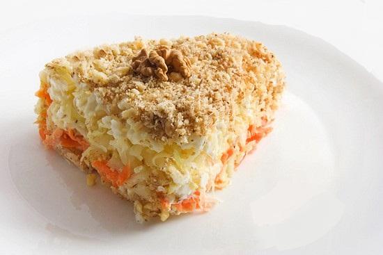 рецепты вкусных весенних салатов с фото