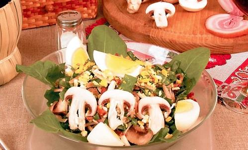 рецепты вкусных праздничных салатов с мясом