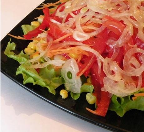 спаржевая фасоль рецепты приготовления салатов