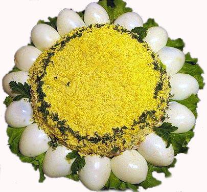 рецепты с фото приготовления праздничных салатов с фото