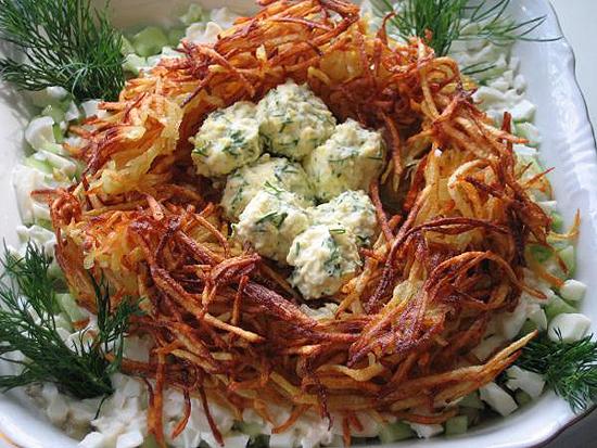 праздничные рецепты тортов и салатов