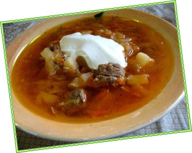 рецепты приготовления супов и салатов