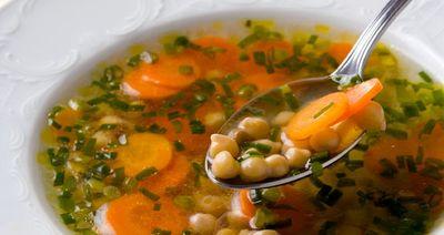 рецепт супа из турецкого отеля