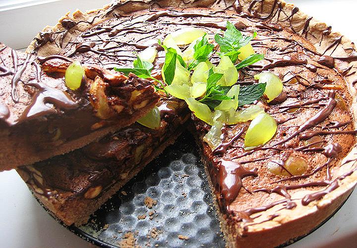 ореховый торт рецепты приготовления