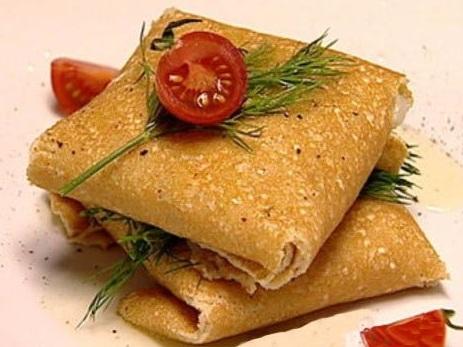 Блюда рецепты приготовления блинов