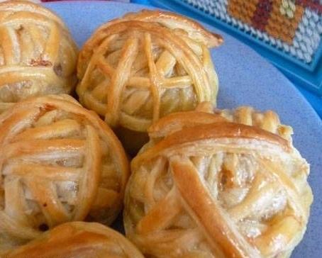 бабушкины рецепты выпечки