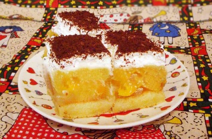 рецепты приготовления зефирного торта