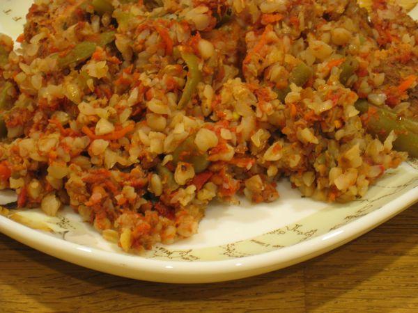 фарш и гречка рецепты приготовления с фото