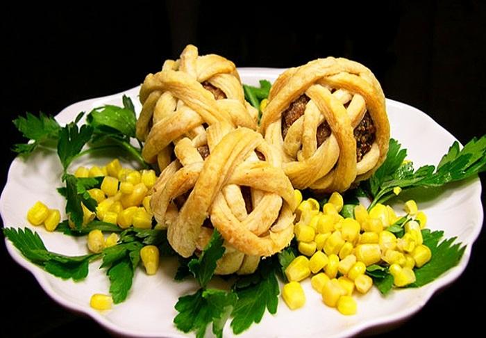 приготовления мясных блюд рецепты с фото