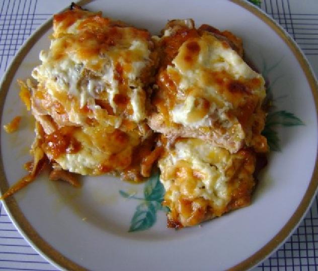 рецепты рыбы в духовке с майонезом и сыром