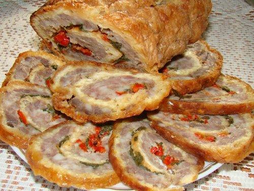 Рецепты праздничных блюд из сыра с фото
